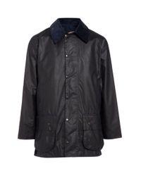 Barbour - Black Beaufort Jacket for Men - Lyst