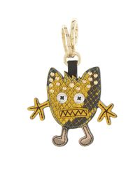 Burberry - Metallic Monster Creature Keyring - Lyst
