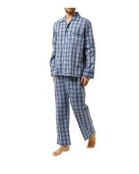 Harrods - Blue Plaid Pyjama Set for Men - Lyst