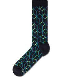 Richer Poorer - Black Glados Athletic Socks for Men - Lyst