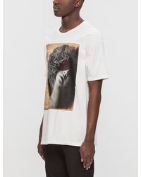 Black Scale - White God's Goodness S/s T-shirt for Men - Lyst