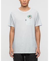 RIPNDIP | Multicolor Nermal Leaf Pocket T-shirt for Men | Lyst