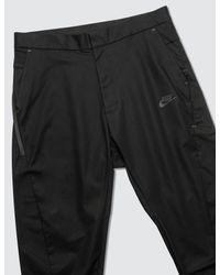 Nike Black Nsw Bnd Pants for men