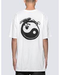 Stussy - White Revolution T-shirt for Men - Lyst