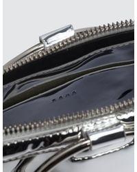 Kara - Metallic Ring Cross Body Bag - Lyst