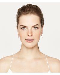Henri Bendel - Metallic Luxe Highline Drop Earring - Lyst