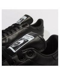 Raf Simons - Rs Stan Smith Sneaker Black for Men - Lyst