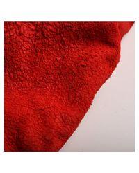 Rick Owens - Small Adri Shoulder Bag Red - Lyst