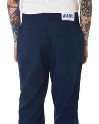 Martine Rose - Blue Macao Trouser for Men - Lyst
