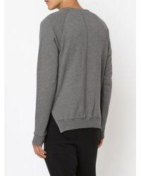 Den Im - Multicolor Raglan-shoulder Cotton Sweatshirt for Men - Lyst