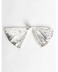 Mirit Weinstock - Multicolor Bow Tie Earring - Lyst