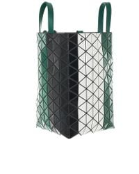 Issey Miyake - Green Colorblock Prism Tote - Lyst