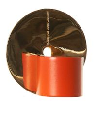 Uncommon Matters - Orange Disced Ring - Lyst