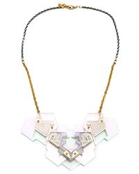 Sarah Angold Studio | Multicolor 'annika' Necklace | Lyst