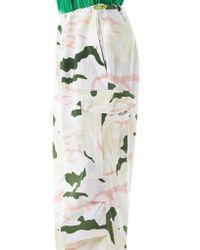 Sankuanz - Multicolor Crepe-knit Camouflage Trousers for Men - Lyst