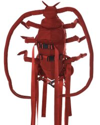 Angel Chen - Red Mid Longhorn Beetle Backpack - Lyst