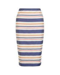 Hobbs | Black Andara Pencil Skirt | Lyst