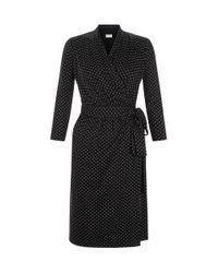 Hobbs | Black Abbie Dress | Lyst