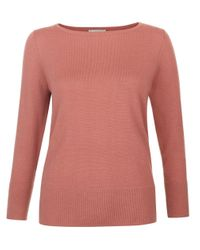Hobbs | Pink Lorna Sweater | Lyst