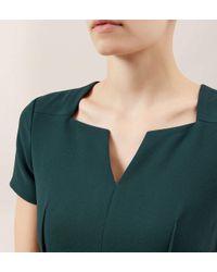 Hobbs - Green Montgomery Dress - Lyst