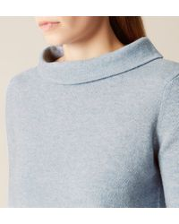 Hobbs - Blue Audrey Sweater - Lyst