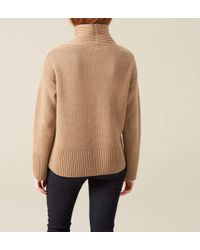 Hobbs | Natural Amber Sweater | Lyst