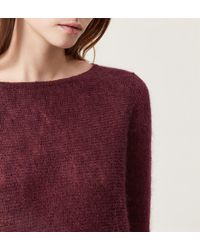 Hobbs - Purple Molly Sweater - Lyst
