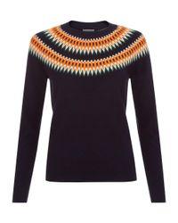 Hobbs | Blue Greta Sweater | Lyst