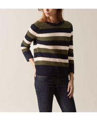 Hobbs - Blue Anya Sweater - Lyst