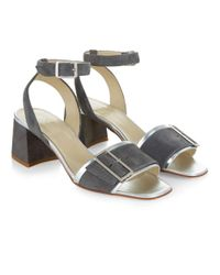 Hobbs - Multicolor Tara Buckled Sandal - Lyst