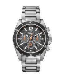 Lacoste | Metallic 42010834 Mens Bracelet Watch for Men | Lyst