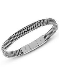 Emporio Armani - Metallic Egs2140040 Mens Bracelet for Men - Lyst