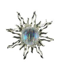 Indulgence Jewellery | Multicolor Indulgence Sun Brooch | Lyst