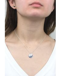 Juvi Designs | Metallic Constellation Silver Pendant | Lyst