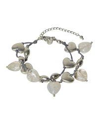 White Stuff | Gray Jodie Bracelet | Lyst