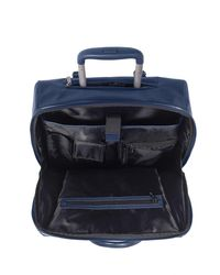 Lipault - Blue Rolling Tote 15 Fl Navy - Lyst