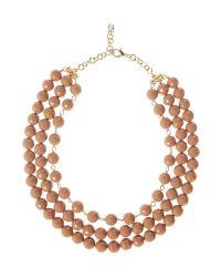 Marella | Multicolor Aceto Tiered Bead Necklace | Lyst