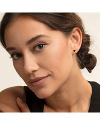 Thomas Sabo - Multicolor Large Classic Claw Setting Ear Studs - Lyst