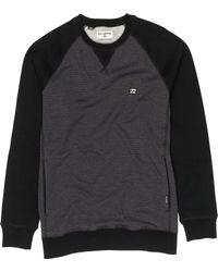 Billabong - Black Men's Fashion Fleece for Men - Lyst