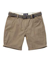 Tog 24 - Brown Solent Mens Shorts for Men - Lyst