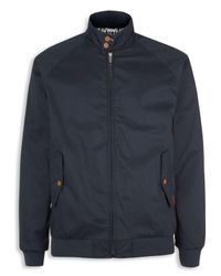 Ben Sherman | Blue The Harrington Jacket for Men | Lyst