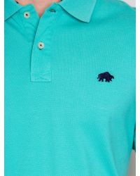 Raging Bull - Blue Big And Tall New Signature Polo Shirt for Men - Lyst