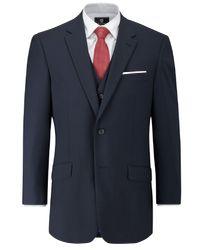 Skopes | Blue Oslo Plain Classic Fit Suit Jacket for Men | Lyst