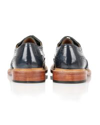 Lotus - Blue Edward Lace Up Formal Brogues for Men - Lyst