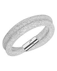 Swarovski - Metallic Stardust Deluxe Bracelet - Lyst