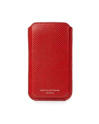 Aspinal - Red Iphone 6 Sleeve - Lyst