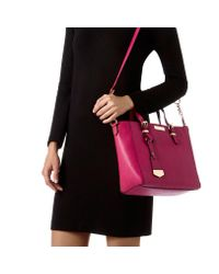 Carvela Kurt Geiger - Pink Danna Winged Tote Bag - Lyst