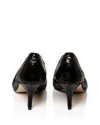 Moda In Pelle - Black Cambria Medium Smart Shoes - Lyst