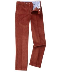 Skopes | Orange Lewis Corduroy Trouser for Men | Lyst
