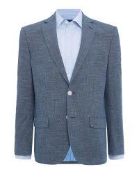Howick | Blue Masters Blazer for Men | Lyst